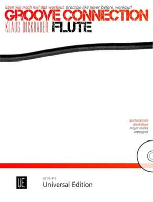 Dickbauer, K: Groove Connection - Flute