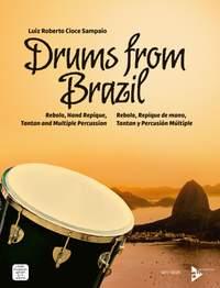 Cioce Sampaio, L R: Drums from Brazil