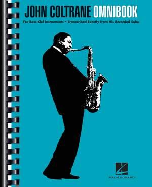 John Coltrane - Omnibook Product Image