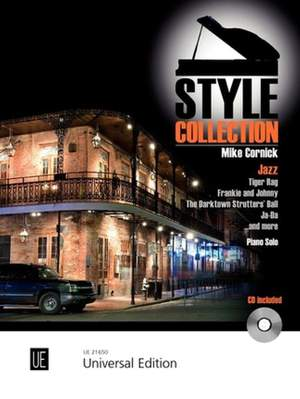 Cornick Mike: Mike Cornick's Style Collection – Jazz Product Image