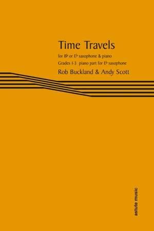 Buckland/Scott: Time Travels (Eb Accompaniment Book)