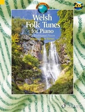Carson Turner, B: Welsh Folk Tunes for Piano
