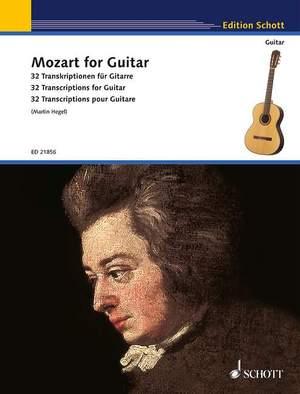 Mozart, W A: Mozart for Guitar