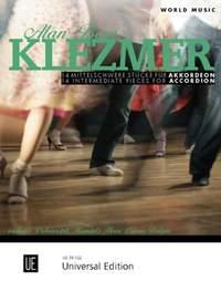 Klezmer Accordion