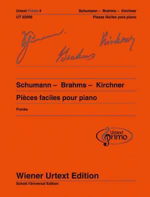 Schumann - Brahms - Kirchner