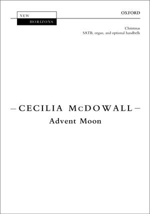 McDowall, Cecilia: Advent Moon