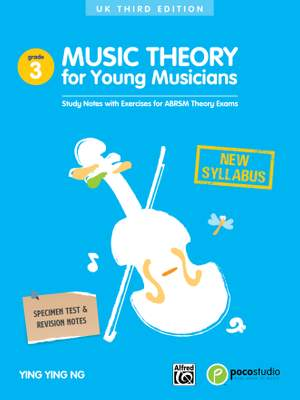Ng, Ying Ying: Music Theory for Young Musicians 3 3rdEd