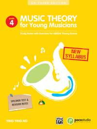 Ng, Ying Ying: Music Theory for Young Musicians 4 3rdEd