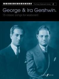 Easy Keyboard Library: George & Ira Gershwin
