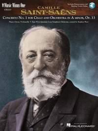 Camille Saint-Saëns: Violoncello Concerto No. 1 In A Minor - Op. 33