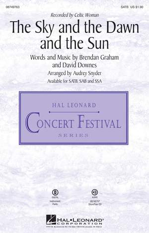 Brendan Graham: The Sky and the Dawn and the Sun