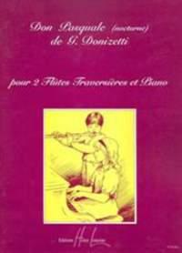 Donizetti: Don Pasquale (Nocturne)