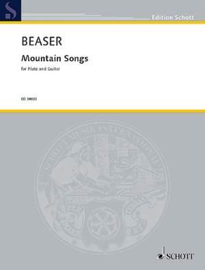 Beaser, R: Mountain Songs