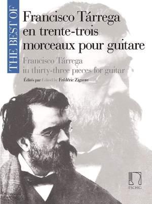 The Best of Francisco Tárrega