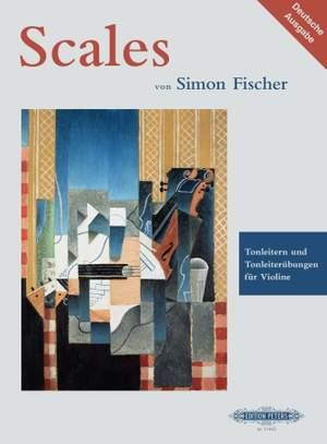 Fischer, S: Scales (German edition)