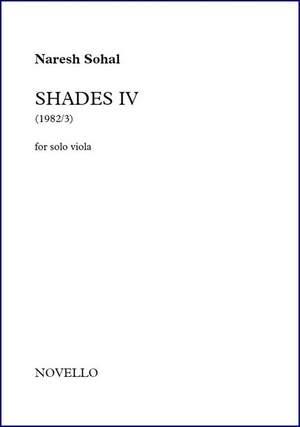 Naresh Sohal: Shades IV
