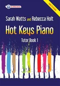 Hot Keys Piano Tutor - Book 1