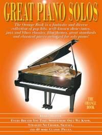 Great Piano Solos - The Orange Book