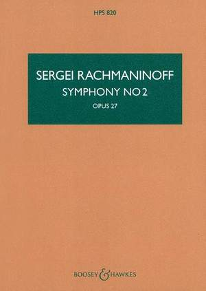 Rachmaninoff, S W: Symphony No. 2 op. 27