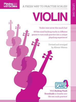Playing With Scales: Violin Level 1