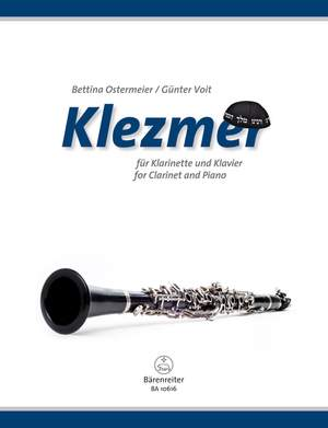 Klezmer for Clarinet and Piano