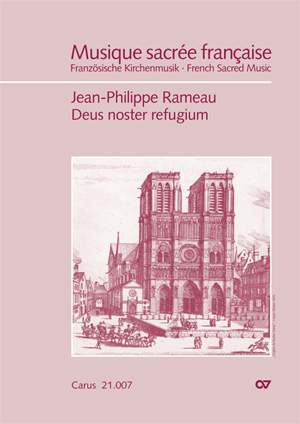 Rameau: Deus noster refugium (Psalm 45)