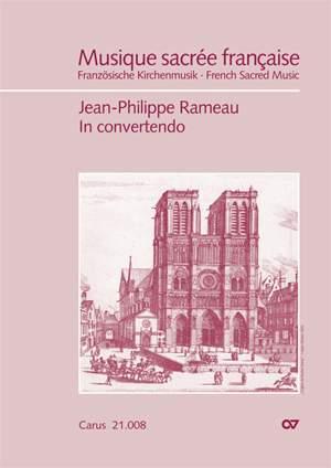 Rameau: In convertendo (Psalm 125)
