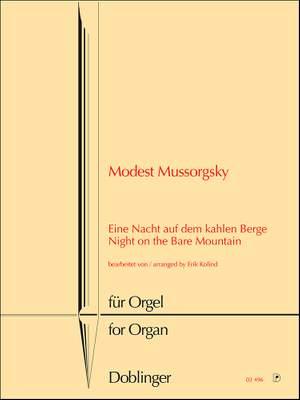 Modest Mussorgsky: Eine Nacht auf dem kahlen Berge