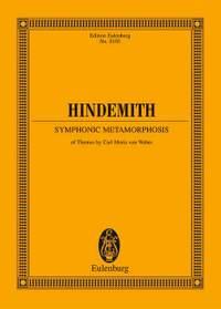 Hindemith, P: Symphonic Metamorphosis