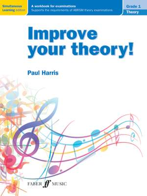Paul Harris: Improve your theory! Grade 1
