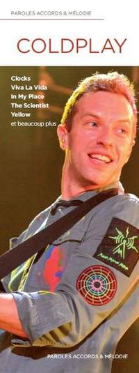 Coldplay: Paroles, Accords & Melodie