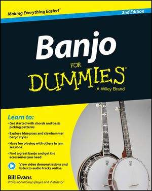 Banjo For Dummies: Second Edition