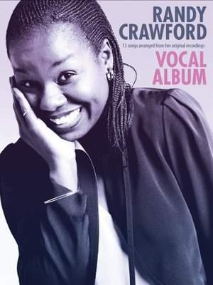 Randy Crawford: Randy Crawford: Vocal Album Product Image