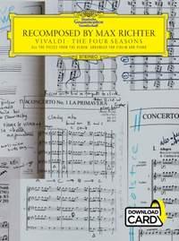 Antonio Vivaldi_Max Richter: Recomposed By Max Richter - Vivaldi: Four Seasons