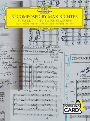 Antonio Vivaldi_Max Richter: Recomposed By Max Richter - Vivaldi: Four Seasons Product Image