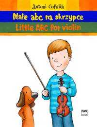 Cofalik, A: Little ABC for Violin