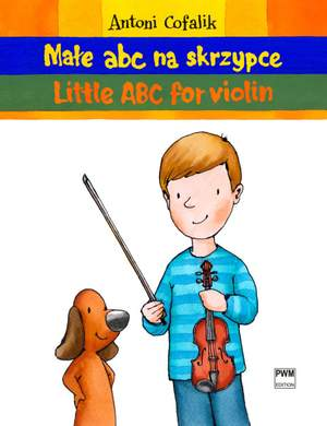 Cofalik, A: Little ABC for Violin Product Image