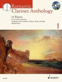 Romantic Clarinet Anthology Volume 1