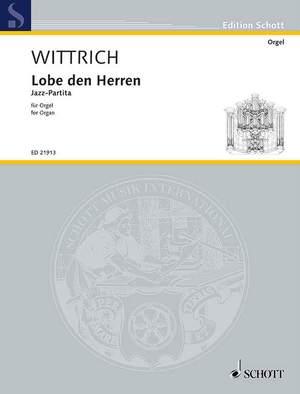 Wittrich, P: Lobe den Herren