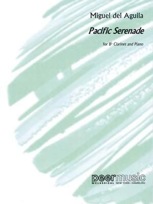 Miguel del Aguila: Pacific Serenade Product Image
