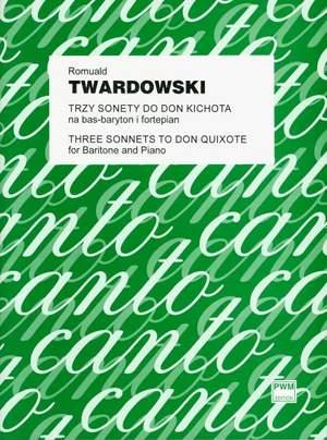 Twardowski, R: Three Sonnets to Don Quixote