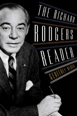 The Richard Rodgers Reader Product Image