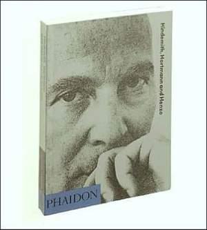 Hindemith, Hartmann and Henze