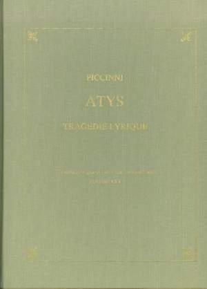 Atys - TragUdie lyrique (1780)