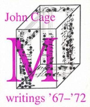 M - Writings, 1967-72 Product Image
