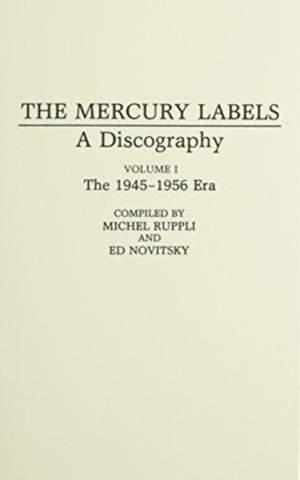 Mercury Labels [5 volumes], The