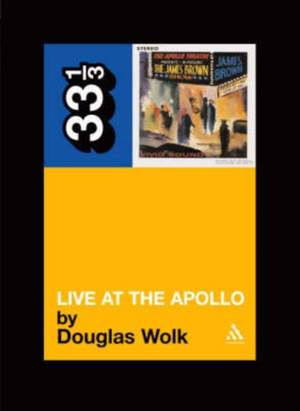 James Brown's Live at the Apollo