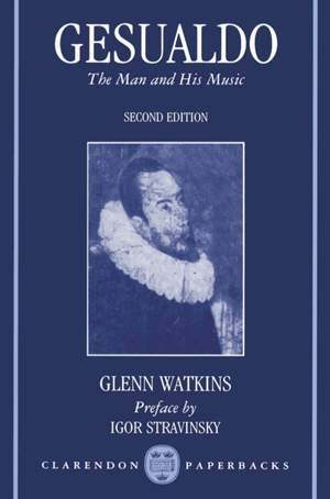 Gesualdo: The Man and His Music
