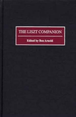 The Liszt Companion