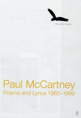 Blackbird Singing: Poems and Lyrics 1965-1999